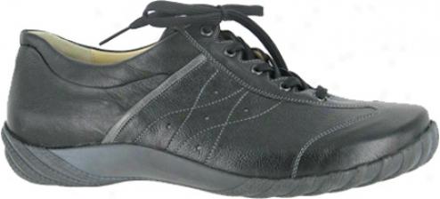 Durea Nina (women's) - Black Leather