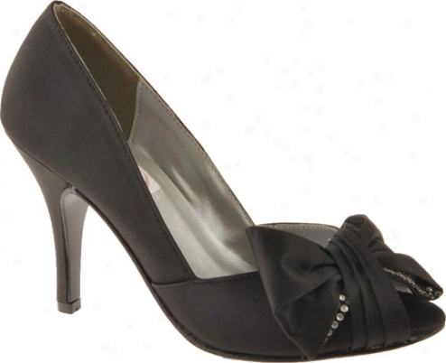 Dyeables Liv (women's) - Black Satin