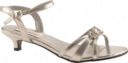 Dyeables Penelope (women's) - Silver Metallic