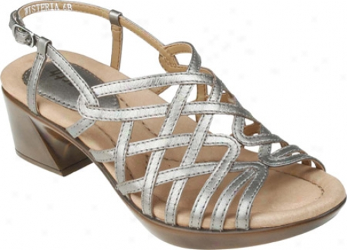 Earth Wistrria (women's) - Platinum Leather