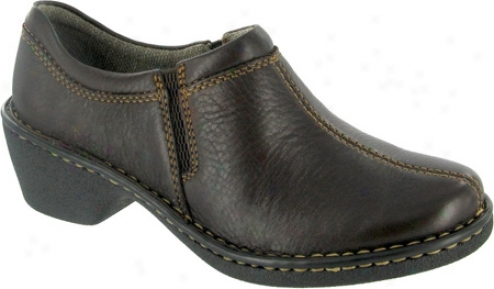 Eastland Amore (womem's) - Brown Leather