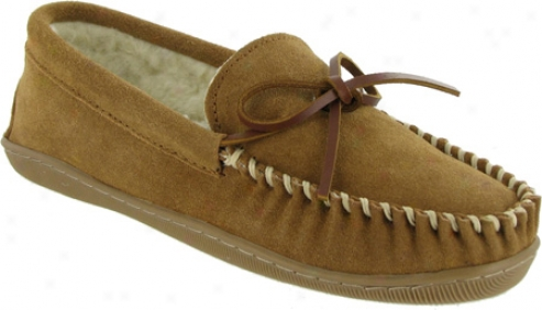 Eastland Softie (women's) - Cinnamon Suede