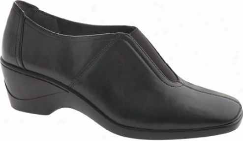 Easy Spirit Parry (women's) - Black Leather