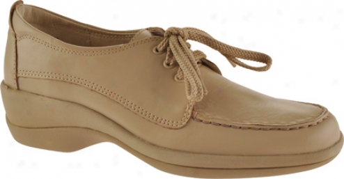 Footthrills Mobile (women's) - Taupe Leather