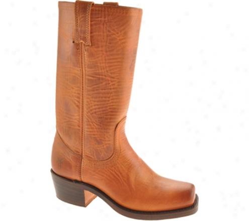 Frye Cavalry 12l (women's) - Cognac Leather