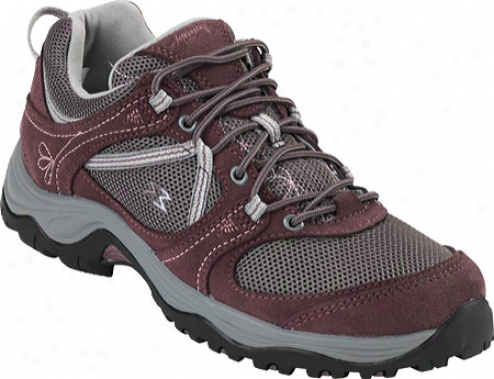 Garmont Amica Trail Gtx (women's) - Dark Grey/aborigine