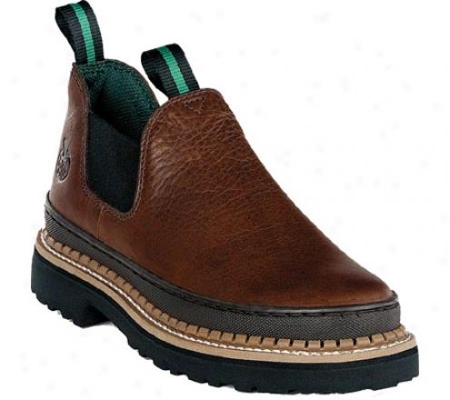 Georgia Boot Gr3 Romeo (women's) - Sofgy Brown Full Grain Leather
