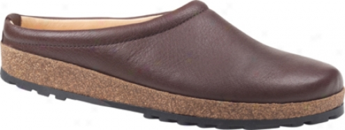 Haflinger Kate (women's) - Chocolate Moose Leather