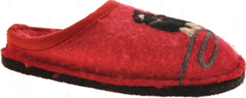 Haflinger Kitty (women's) - Red
