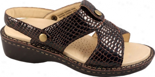 Hoopoe Kathy P3212 (women's) - Brown Cdoc