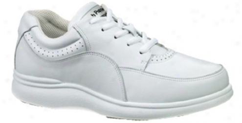 Hush Puppies Powerwalker (women's) - White Leather