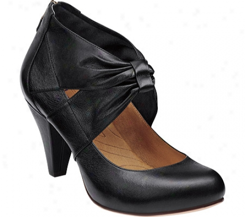 Ibdigo By Clarks Vivi Frances (women's) - Black Leather