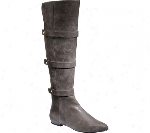 Isola Adora (women's) - Carbon Brown Leather