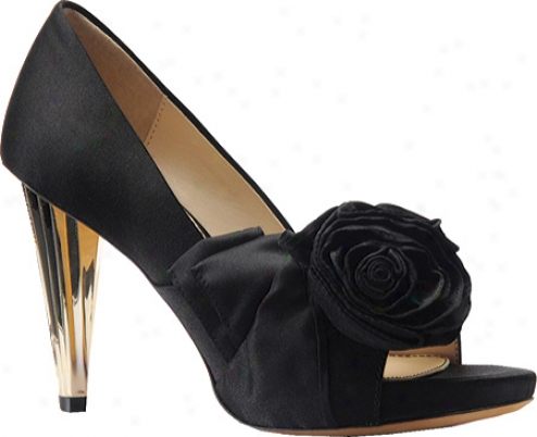 Isola Tate (women's) - Black Satin