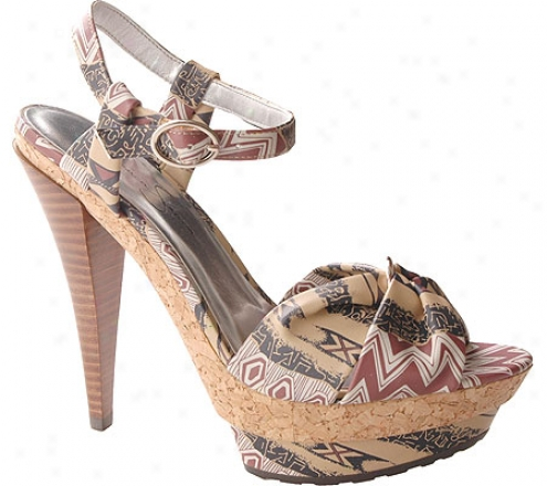 Jessica Simpson Kadance (women's) - Brown Multk Luxury Warrior