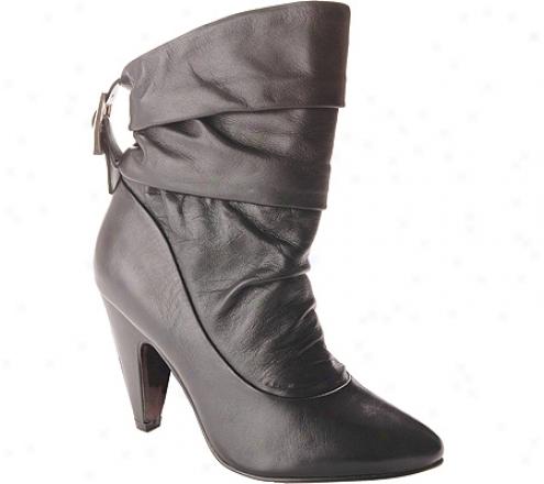 Jessica Simpson Mallory (women's) - Black Mestico Leather