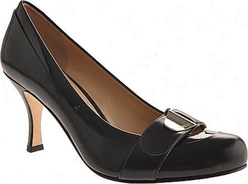 Joan & David Eara (women's) - Black Leather