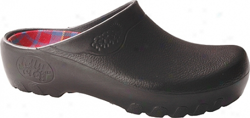 Jollys Fashion Clog (women's) - Black
