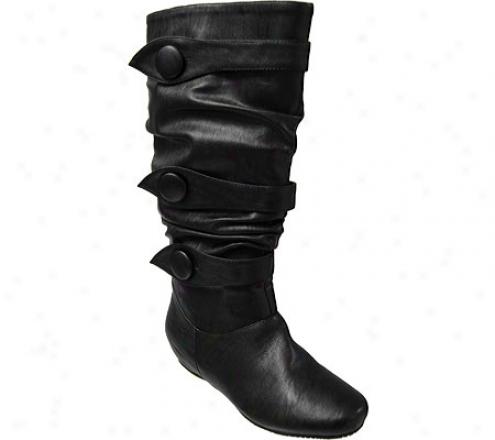 Journee Collection Capella-05 (women's) - Black
