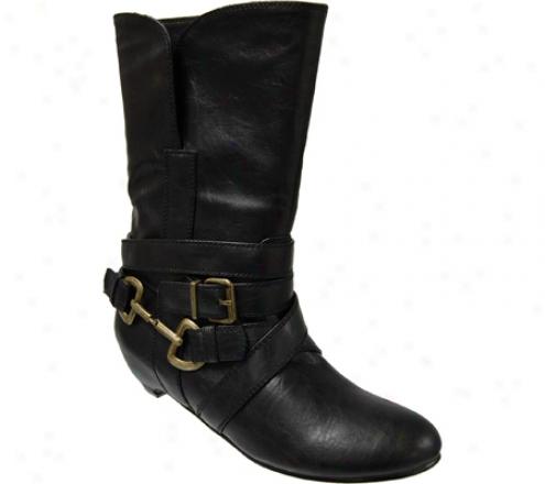 Journee Collection Link-26 (women's) - Black