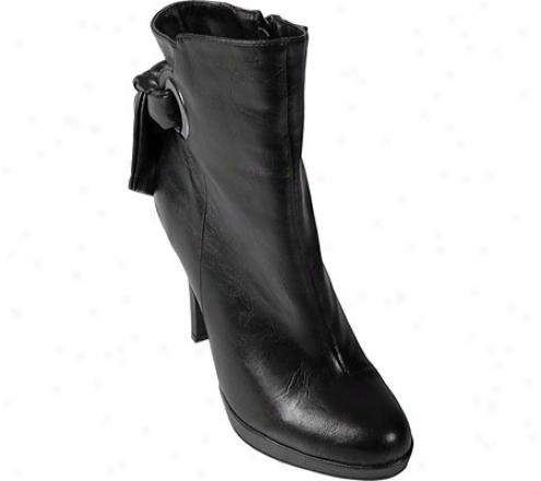 Journee Collection Strut-55 (women's) - Black