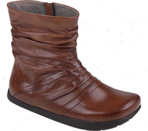 Kalso Earth Shoe Carling (women's) - Almond Aged Leather