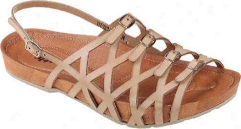 Kalso Earth Shoe Elegant (women's) - Biscuit Calf