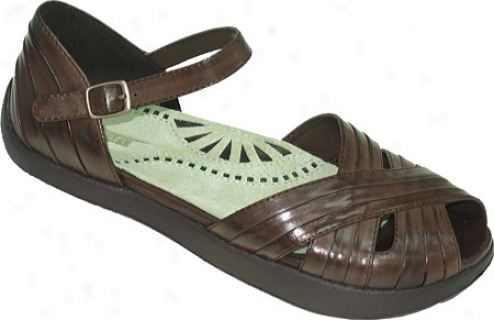 Kalso Earth Shoe Fey (women')s - Bark Soft Calf