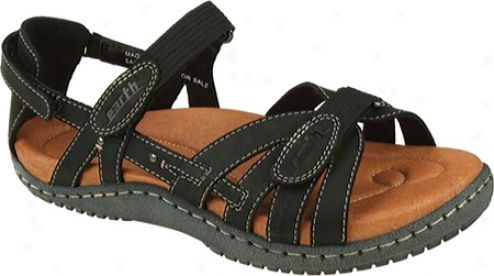 Kalso Earth Shoe Imply (women's) - Black Savage Leather