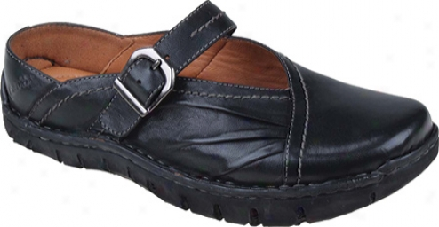 Kalso Earth Shoe Libk Too (women's) - Black Vintave Leather