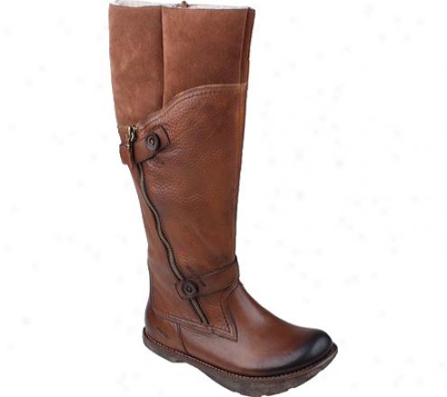 Kalso Earth Shoe Prance (women's) - Almond Vintage Leather