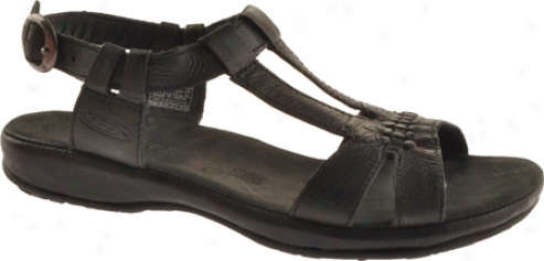 Keen Emerald City Sandal (women's) - Black