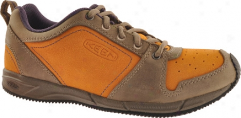 Keen P-town (women's) - Brindle/apricot