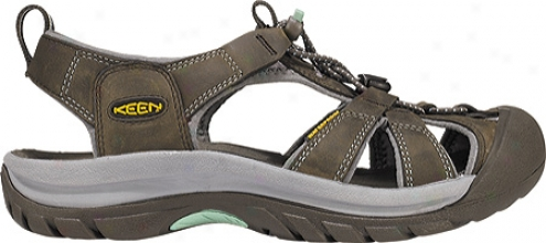 Keen Venice (women's) - Black Olive/surf Spray
