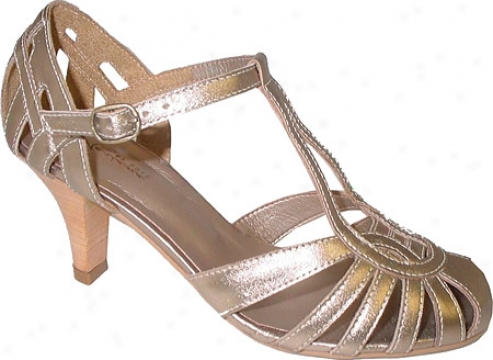 Mariana By Golc Stacie (women's) - Champagne
