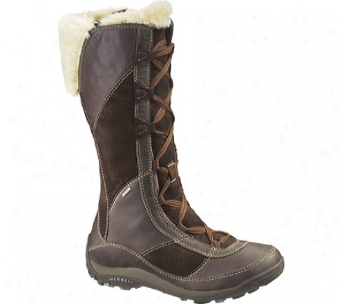 Merrell Prevos (women's) - Brown