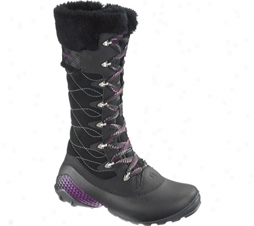 Merrell Winterbelle Peak Waterproof (women's) - Black
