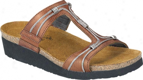 Naot Dana (women's) - Gokden Mocha Leather