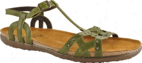 Naot Elinor (women's) - Pine Green Leatjer