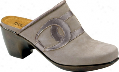 Naot Great (women's) - Clsy Nubuck/mirror Leather/silver Threars Leather