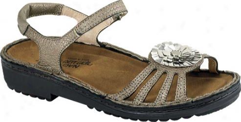 Naot Lilia (womwn's) - Platinum Leather