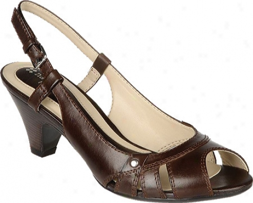 Naturalizer Bircillo (women's) - Roasted Chestnut Olympus Leather