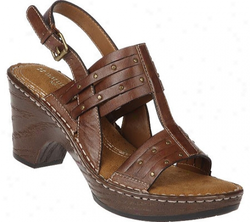 Naturalizer Malina (women's) - Coffee Bean Olympus Leather