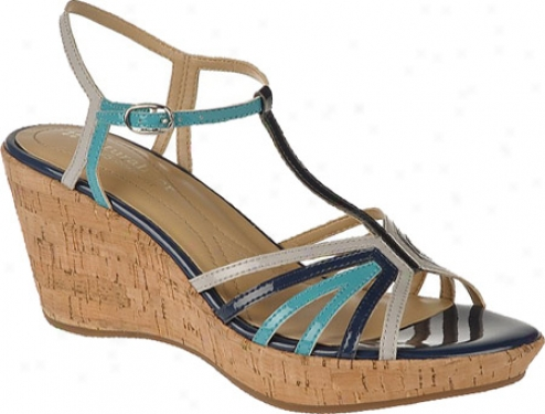 Naturalizer Newly (women's) - Blue Multi Poiyurethane
