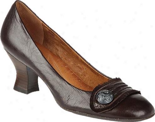 Naya Daria (women's) - Oxford Brown Fellini Leather/suede