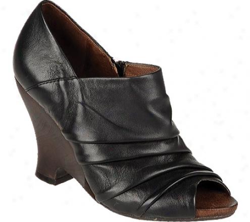 Naya Gsnesis (women's) - Black Soft Leather/soft Shwep Leather
