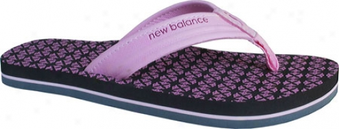 New Balance Relay Luftc Thong (women's) - Black
