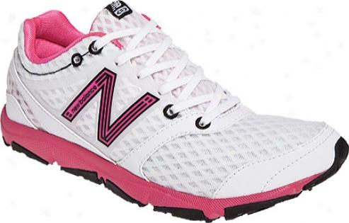 New Balance W730 2 (women's) - White/pink
