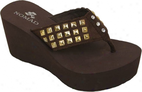 Nomad Alohi (women's) - Brown