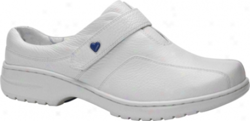 Nurse Mates Marci (women's) - White Leather